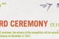 Adream 2012 award ceremmony