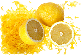 lemon & zest